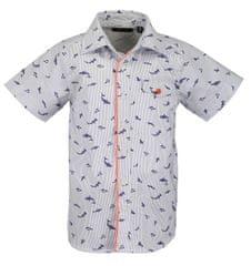 Blue Seven fantovska srajca s potiskom