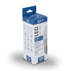 Forever LED žiarovka C37 E27 4W studená biela (6000K)