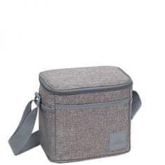 RivaCase hladilna torba 5706, 5.5L, za 6 x 0.5L pločevink, siva