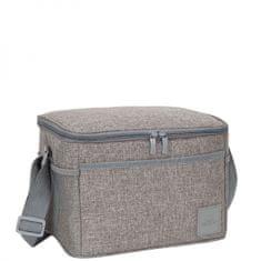 RivaCase hladilna torba 5712, 11L, za 12 x 0.5L pločevink, siva