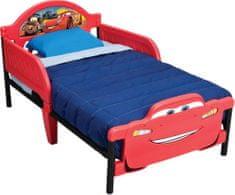 Delta Cars Plastová 3D postel - zánovní