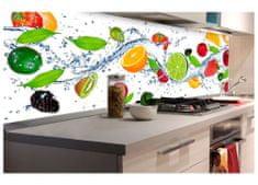Dimex Fototapeta do kuchyne KI-180-001 Čerstvé ovocie 60 x 180 cm