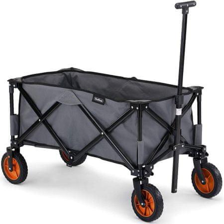 VonHaus sklopiva kolica za kampiranje (2500308)