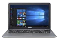 Asus prijenosno računalo X540LA-DM1444 i3-5005U/8GB/SSD256GB/15,6FHD/Endless (90NB0B03-M29890)