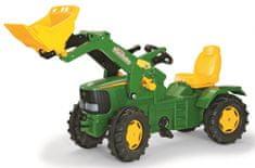 Rolly Toys Šliapací traktor J.Deere 6920 s nakladačom