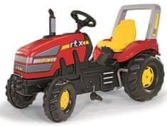 Rolly Toys X-Trac pedálkerekes hajtóműkar - piros
