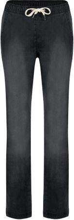 Loap ženske hlače Decci, L, črne