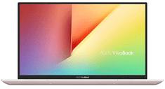 Asus prenosnik VivoBook S13 S330FA-EY061T i3-8145U/8GB/SSD256GB/13,3FHD/W10H, Rose Gold (90NB0KU1-M01840) - Odprta embalaža