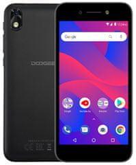 Doogee X11, 1GB/8GB, Black