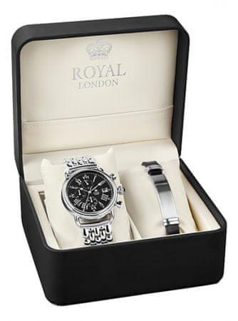 Royal London férfi óra 41249-06-SET