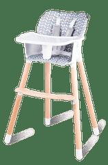 Lionelo Koen jídelní židlička 2v1