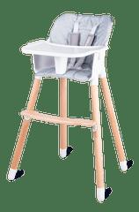 Lionelo krzesło do karmienia Koen 2w1