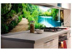 Dimex Fototapeta do kuchyne KI-180-034 Relax v prírode 60 x 180 cm