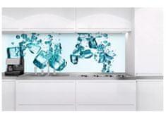 Dimex Fototapeta do kuchyne KI-180-002 Ľadové kocky 60 x 180 cm