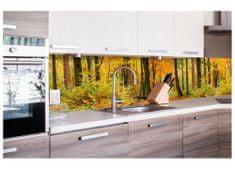 Dimex Fototapeta do kuchyne KI-260-045 Les v jeseni 60 x 260 cm