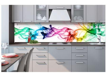 2335ce16d7388 Dimex Fototapeta do kuchyne KI-260-073 Farby dúhy 60 x 260 cm | MALL.SK
