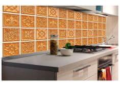 Dimex Fototapeta do kuchyne KI-180-080 Dlaždice zo žuly 60 x 180 cm