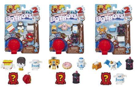 Transformers BotBots 5 figura - Toilet Troop