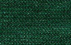 TENAX SPA Stínící síť SAMOA 100% 1m výška, smaragdově zelená