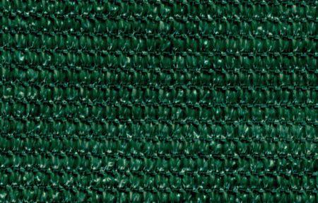 TENAX SPA Siatka cieniująca SAMOA 100% -szmaragdowo zielona, 2m wysoka