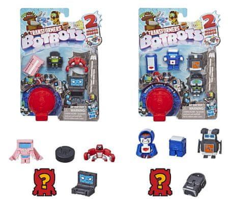 Transformers BotBots 5 figura - Techie Team