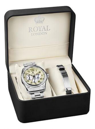 Royal London sada hodinek s náramkem 41328-05-SET