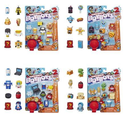 Transformers BotBots 8 figura - Greaser Gang