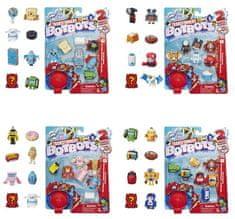 Transformers BotBots 8 figura - Jock Squad