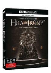 Game of Thrones Hra o trůny - 1. série (4 disky) - 4K Ultra HD