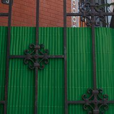 TENAX SPA Műnádkerítés RIO 1,5 m x 5 m - zöld
