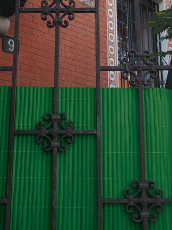 TENAX SPA Műnádkerítés Rio Plus 1,5 x 5 m - zöld