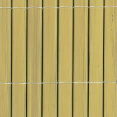 TENAX SPA Műnádkerítés Rio Plus 1,5 x 5 m - natúr