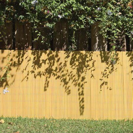 TENAX SPA Műnád NILO 1,5m x 5m, natúr szín
