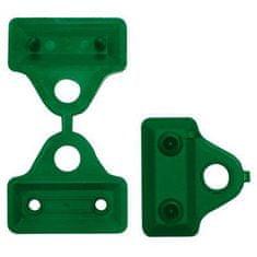 TENAX SPA Klips RETE 50 - zielony (1 szt)