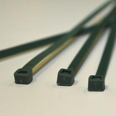 TENAX SPA Stahovací páska 20 cm (50 kusů) - zelená