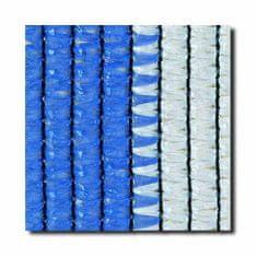 TENAX SPA Stínící síť Soleado Sport, 2m výška, modro-bílá