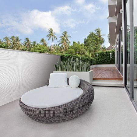 TENAX SPA SOLEADO WHITE árnyékoló háló 90%, 2m magas, fehér