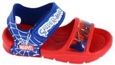 Disney by Arnetta chlapčenské sandále Spiderman