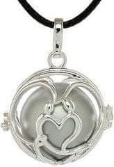 Těhotenská rolnička Dámsky náhrdelník Rolnička Harmony K7SS20