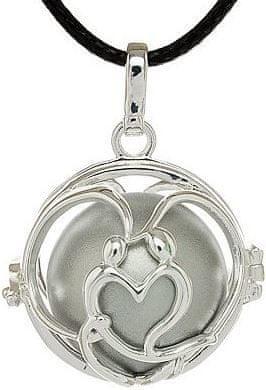 Těhotenská rolnička Dámský náhrdelník Rolnička Harmony K7SS20