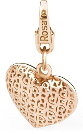 Rosato Obesek iz roza zlata Rosato Gold RO006 roza zlato 585/1000