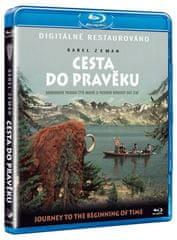 Cesta do pravěku (DIGITÁLNĚ RESTAUROVANÝ FILM) - Blu-ray