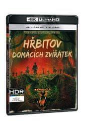 Hřbitov domácích zvířátek (2 disky) - Blu-ray + 4K Ultra HD