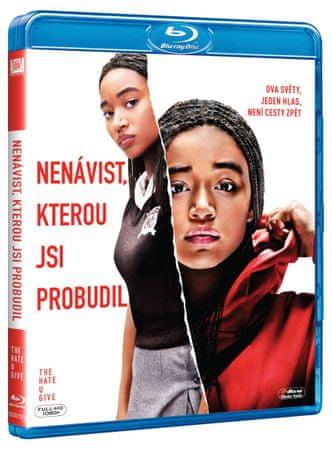 Nenávist, kterou jsi probudil - Blu-ray