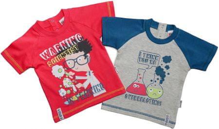 Gelati Chlapecký set 2 ks triček Scientist 86 barevný