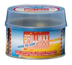 Synt Polirna pasta BRILLWAX metal, 250 ml