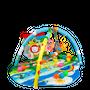 2 - Lionelo Játszó szőnyeg IMKE lufikkal és házikóval