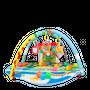 1 - Lionelo Játszó szőnyeg IMKE lufikkal és házikóval