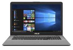 Asus prijenosno računalo VivoBook N705FD-GC012 i7-8565U/8GB/SSD 256GB+1TB HDD/GTX1050/17,3''FHD/EndlessOS