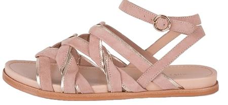 What For ženske sandale, 36, svijetlo ružičaste